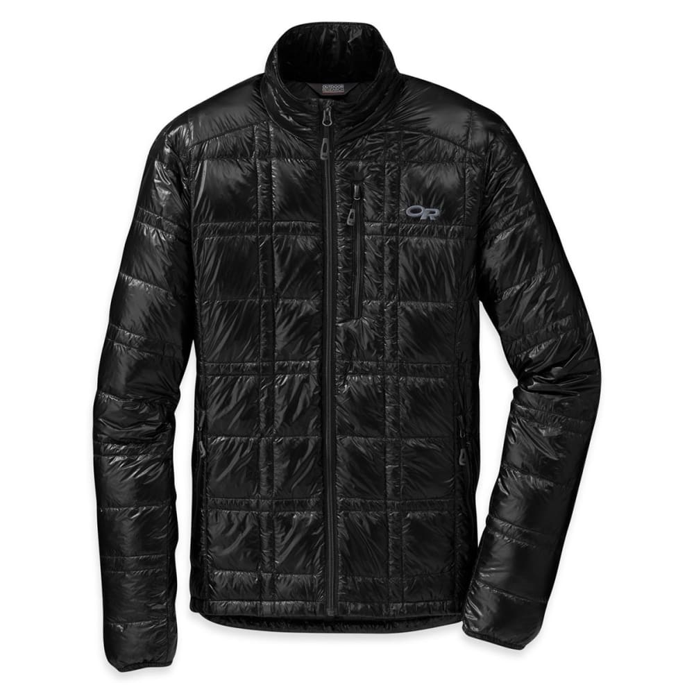 OUTDOOR RESEARCH Men's Filament Jacket - BLACK