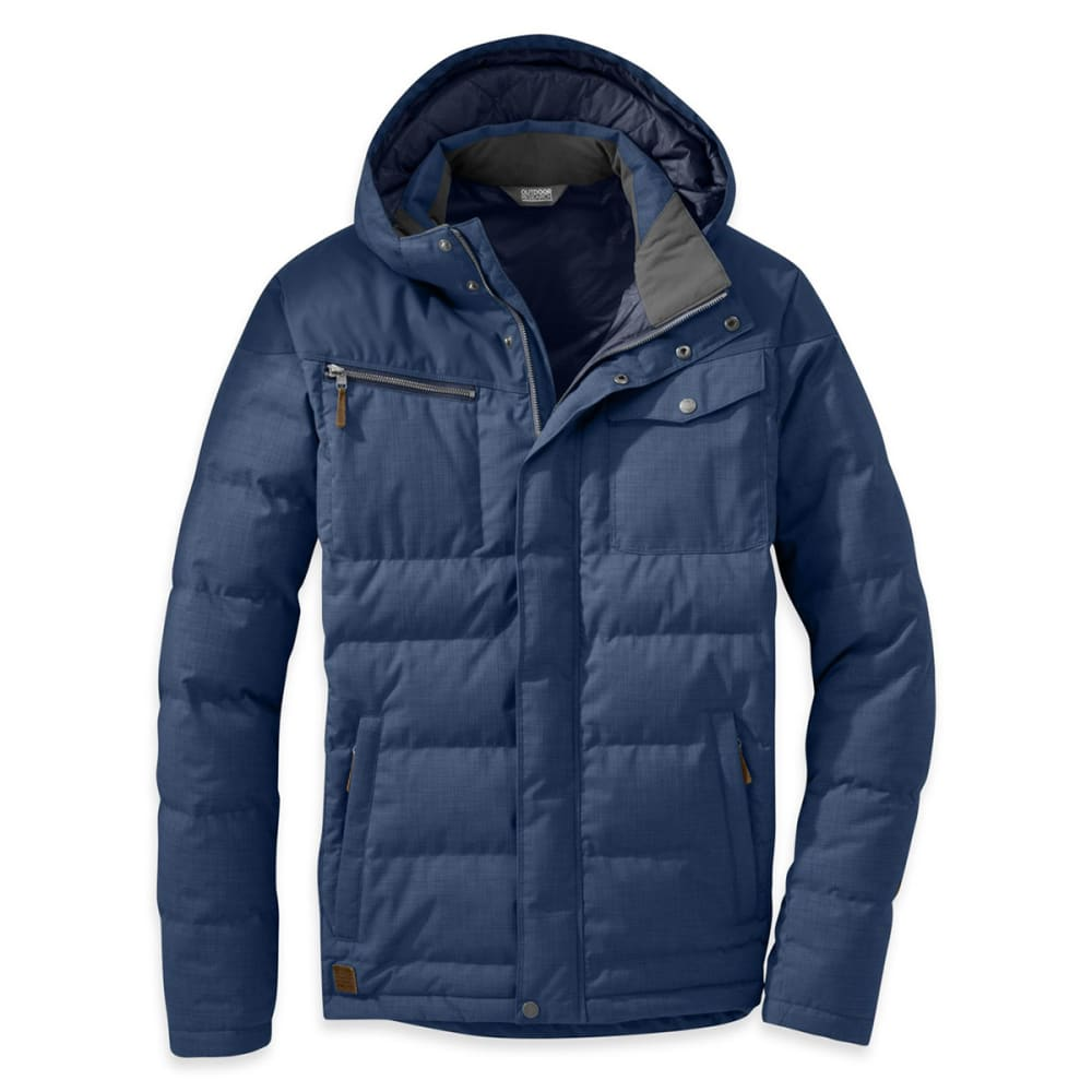 OUTDOOR RESEARCH Men's Whitefish Down Jacket™ - DUSK