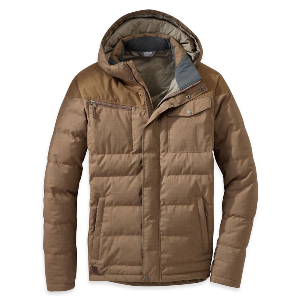 OUTDOOR RESEARCH Men's Whitefish Down Jacket™ - 0014-COYOTE