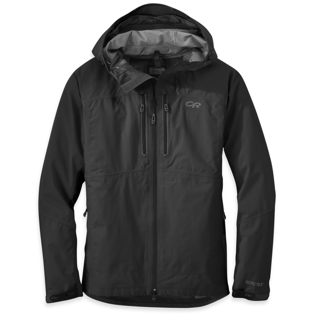 OUTDOOR RESEARCH Men's Furio Jacket - BLACK