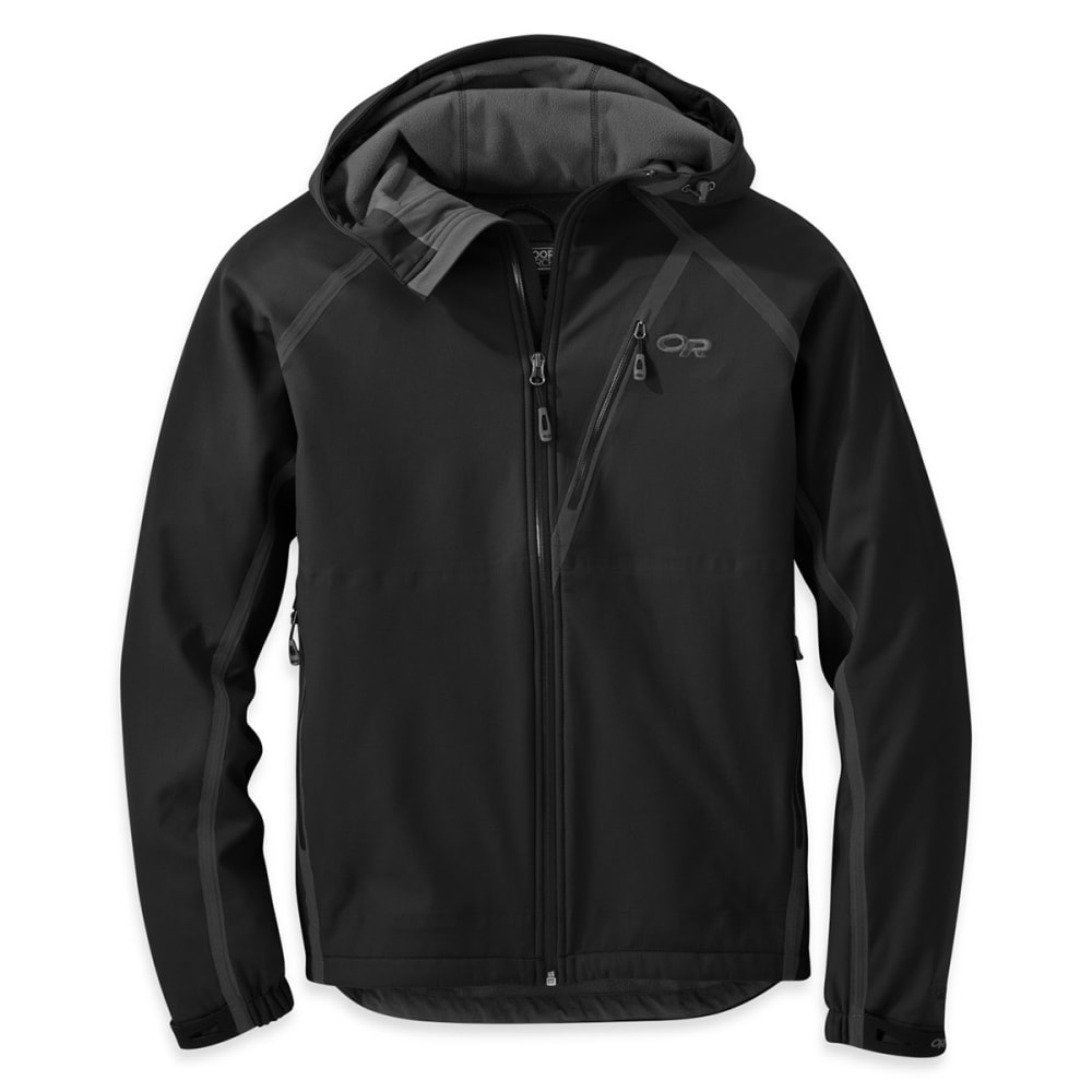 OUTDOOR RESEARCH Men's Mithril Jacket - BLACK