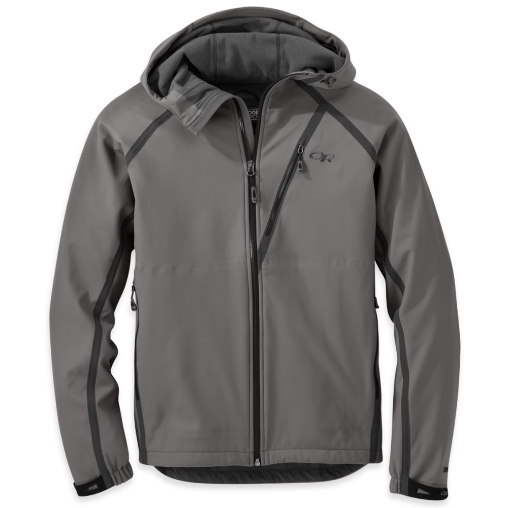 OUTDOOR RESEARCH Men's Mithril Jacket - PEWTER