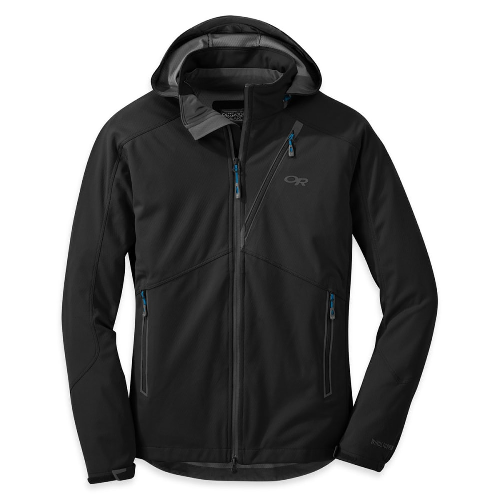 OUTDOOR RESEARCH Men's Linchpin Hooded Jacket™ - BLACK