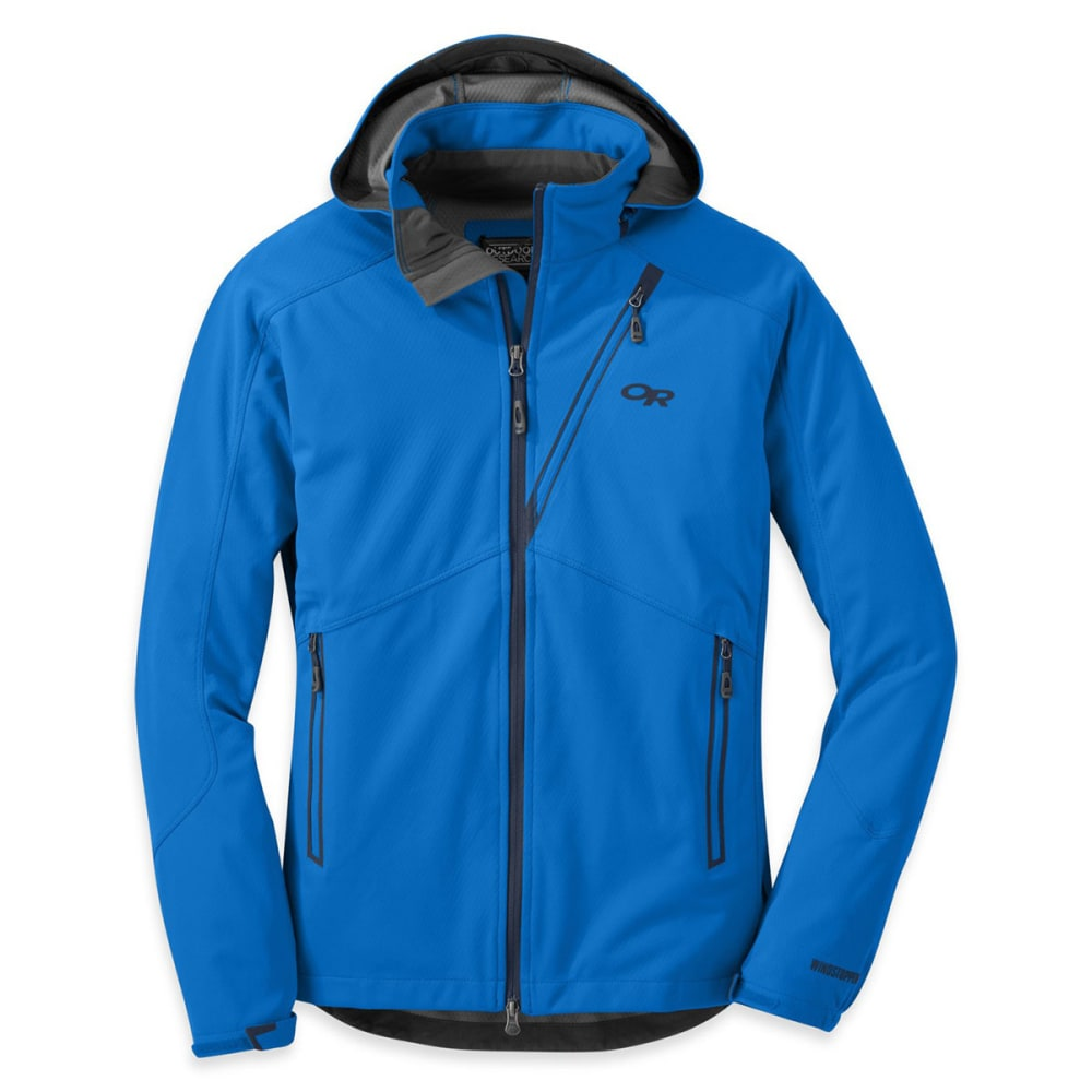 OUTDOOR RESEARCH Men's Linchpin Hooded Jacket™ - GLACIER