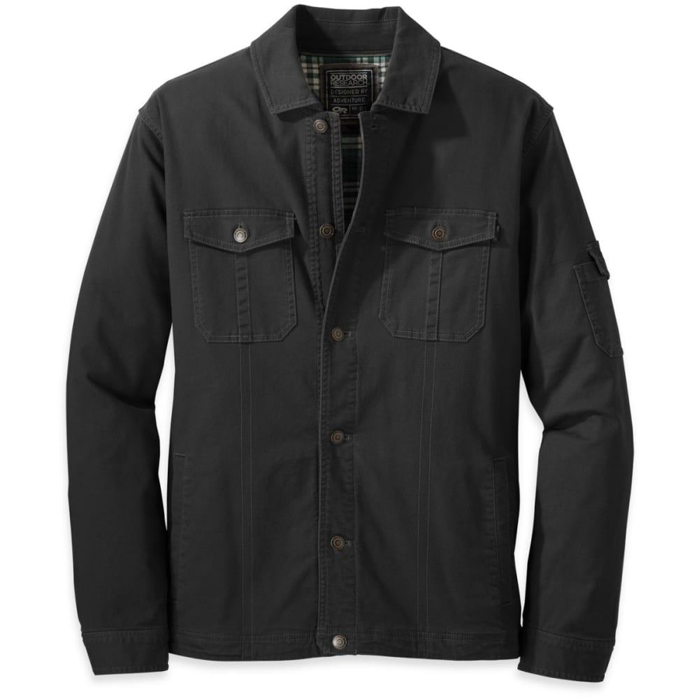 OUTDOOR RESEARCH Men's Winter Deadpoint Jacket™ - BLACK