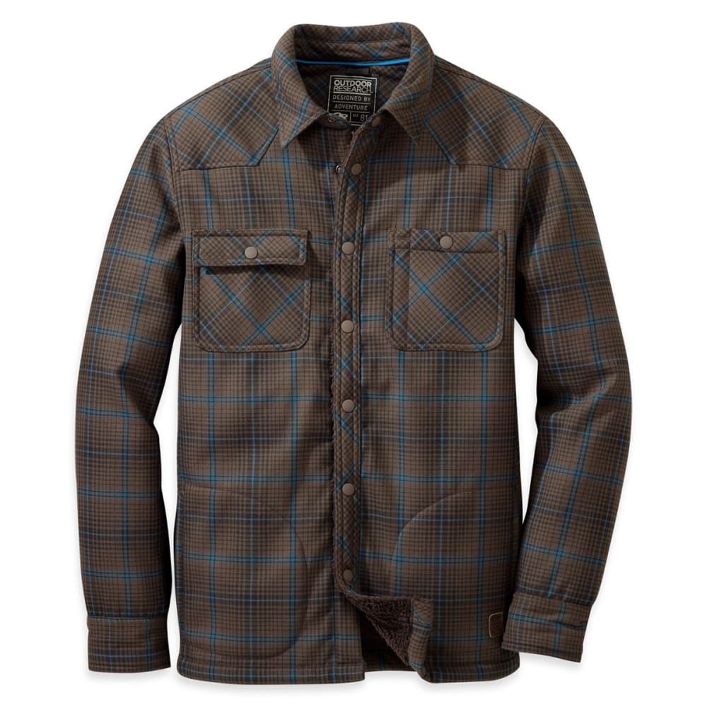 OUTDOOR RESEARCH Men's Sherman Jacket™ - EARTH