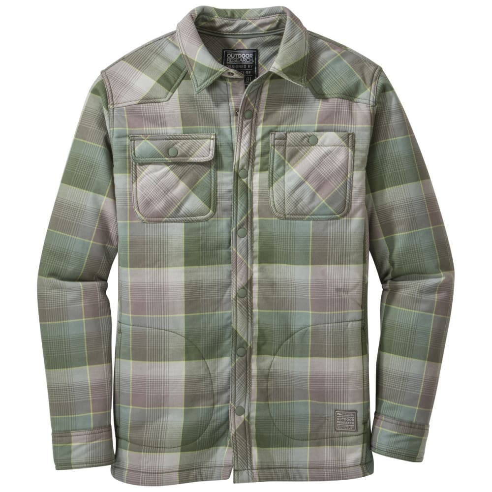 OUTDOOR RESEARCH Men's Sherman Jacket™ - KALE/SAGE
