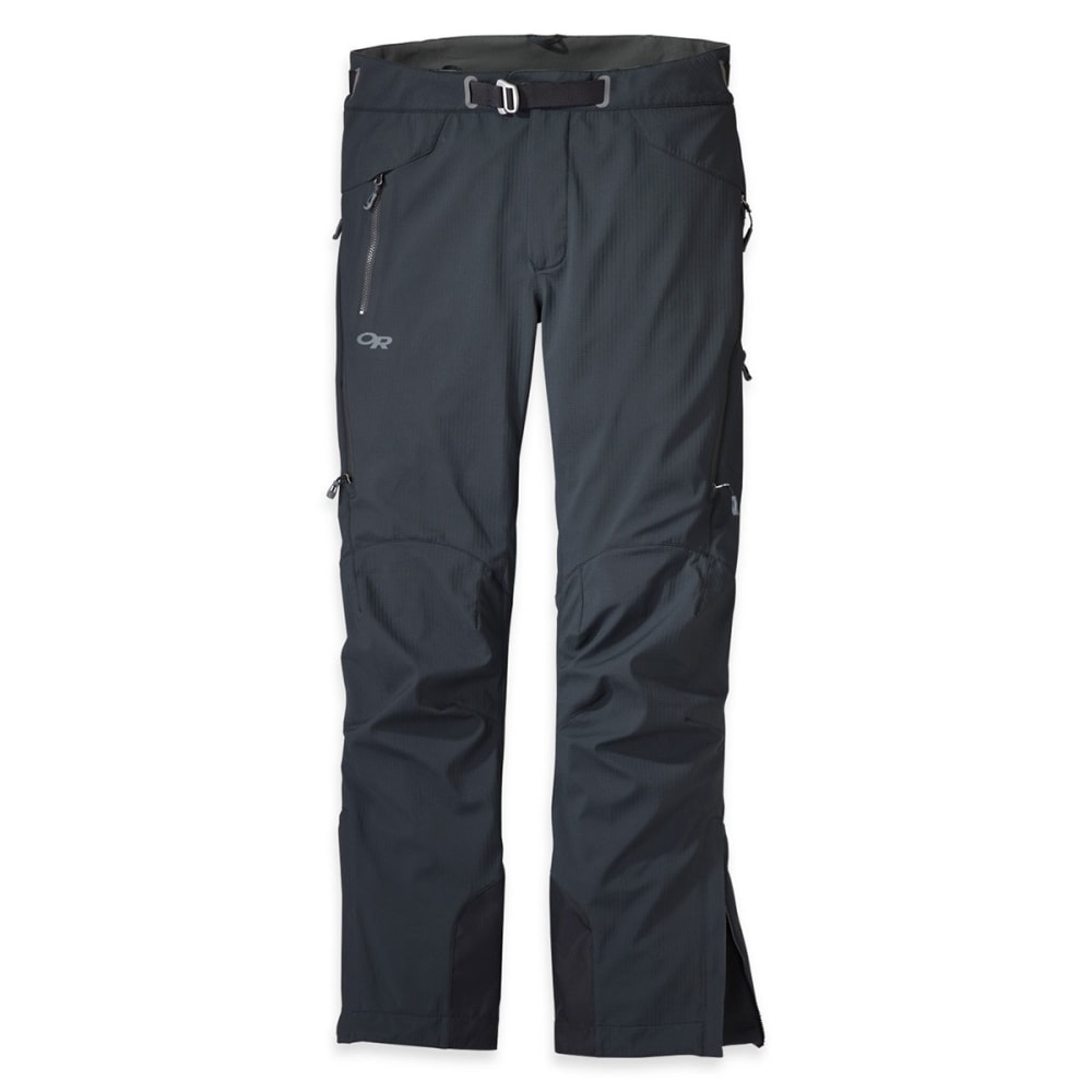 OUTDOOR RESEARCH Men's Iceline Pants - BLACK