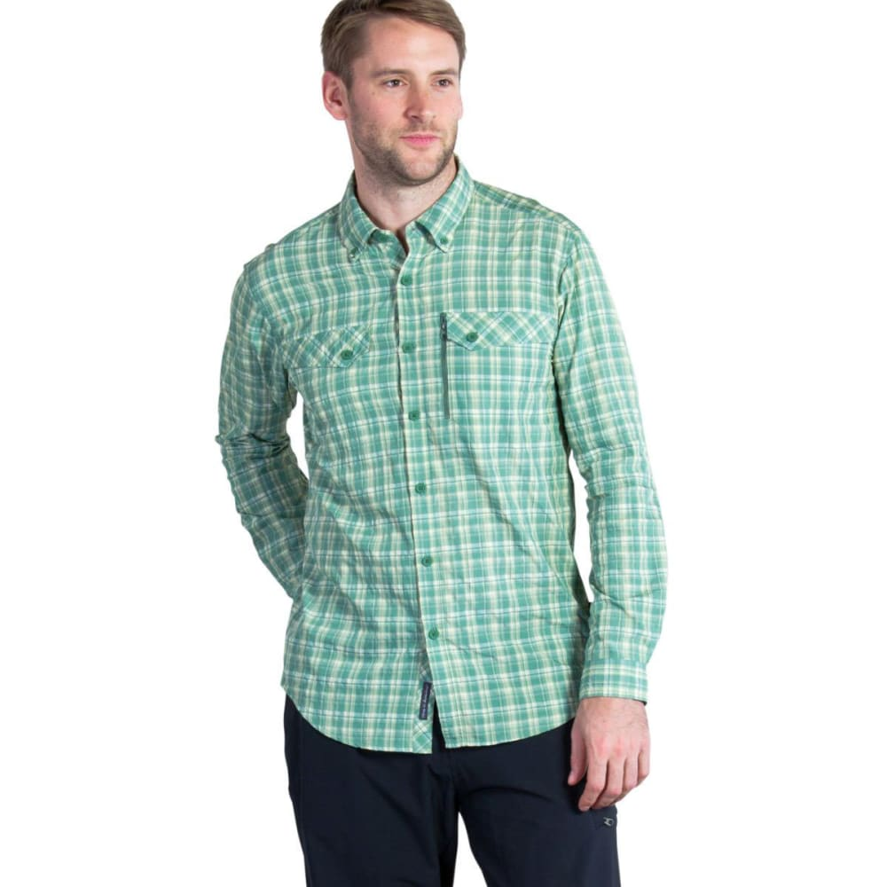 EXOFFICIO Men's Sol Cool   Cryogen   Shirt - HOPS