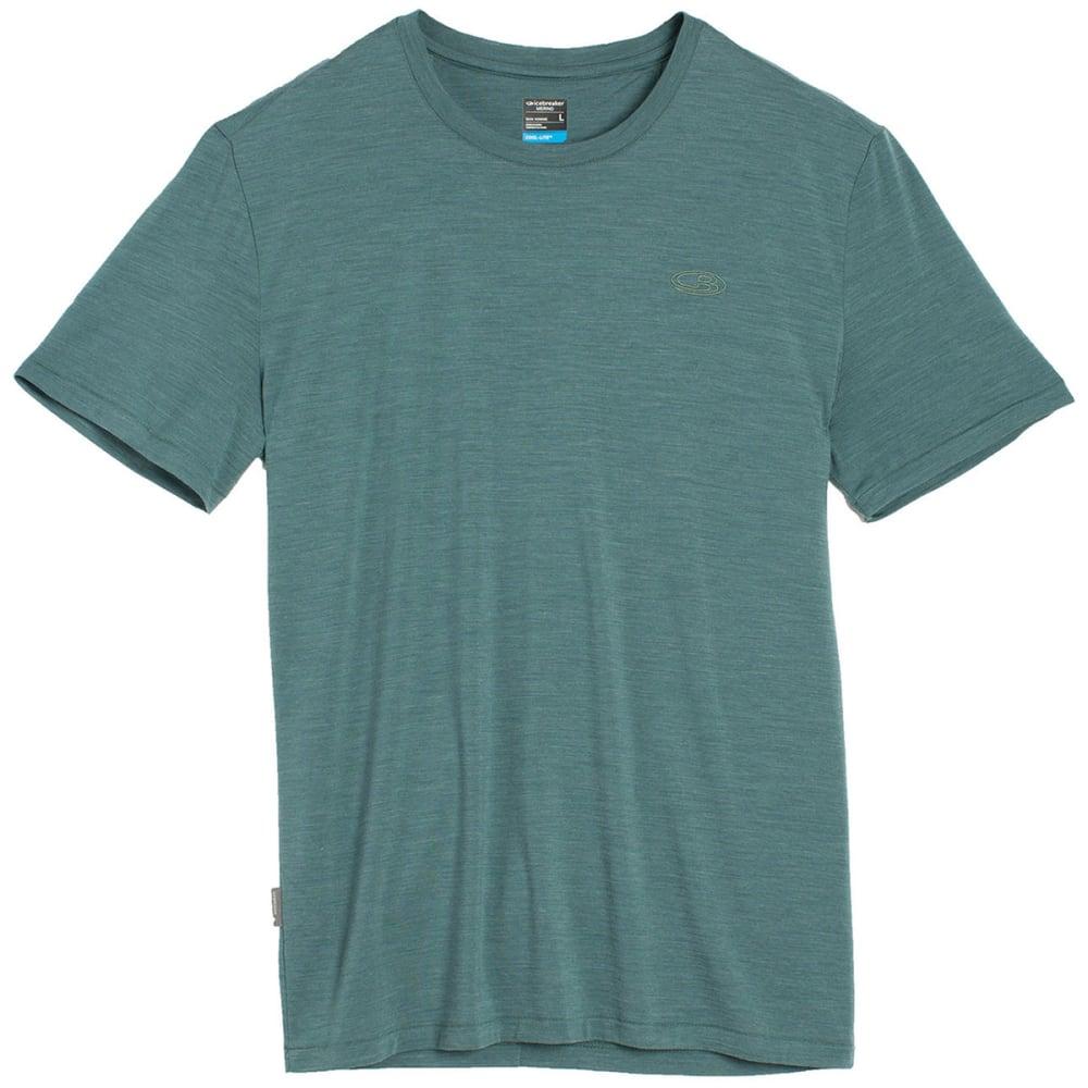 ICEBREAKER Men's Cool-Lite   Sphere Short-Sleeve Shirt - CANOE