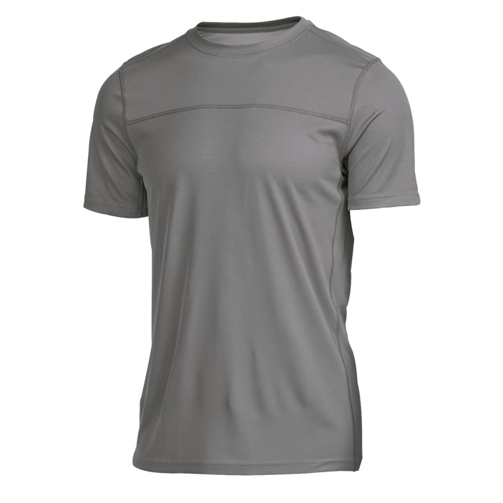 EMS® Men's Techwick® Epic Active UPF Shirt  - HIGHRISE GREY