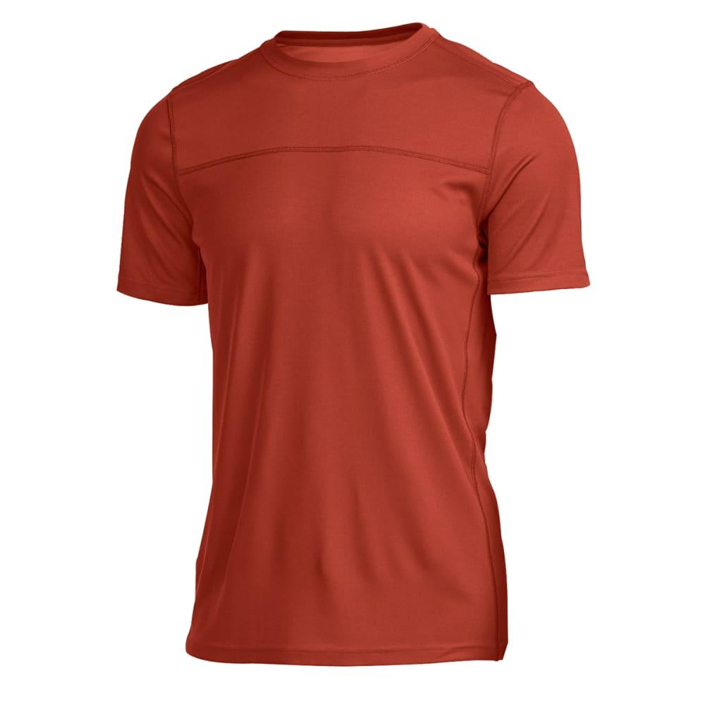 EMS Men's Techwick Epic Active UPF Shirt - PICANTE