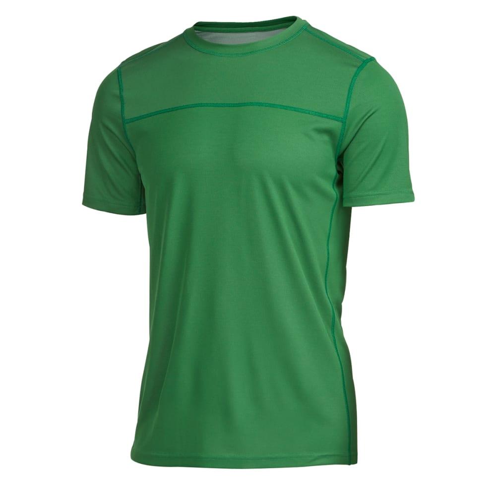 EMS® Men's Techwick® Epic Active UPF Shirt  - MED. GREEN