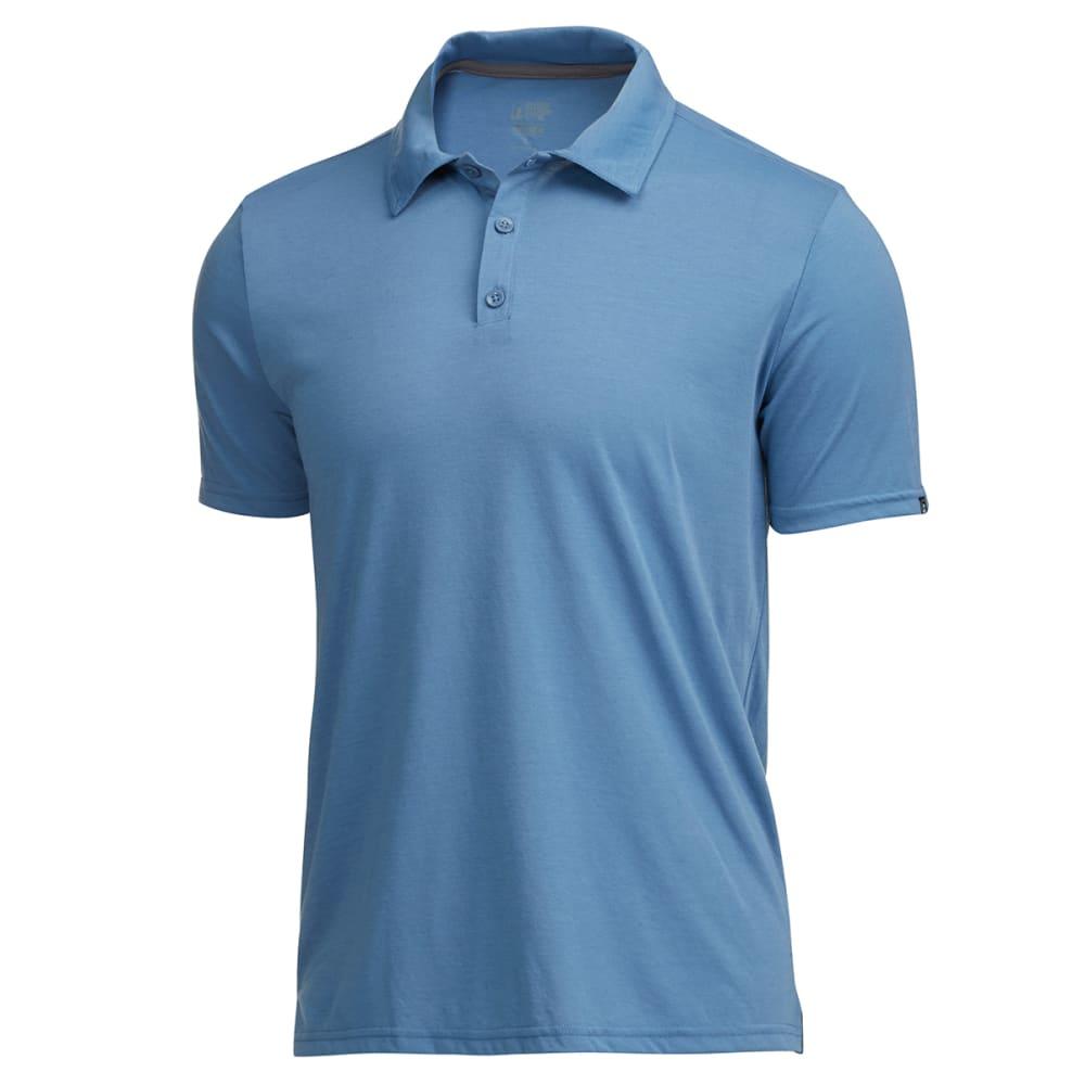 EMS® Men's Techwick® Vital Polo  - CORONET BLUE