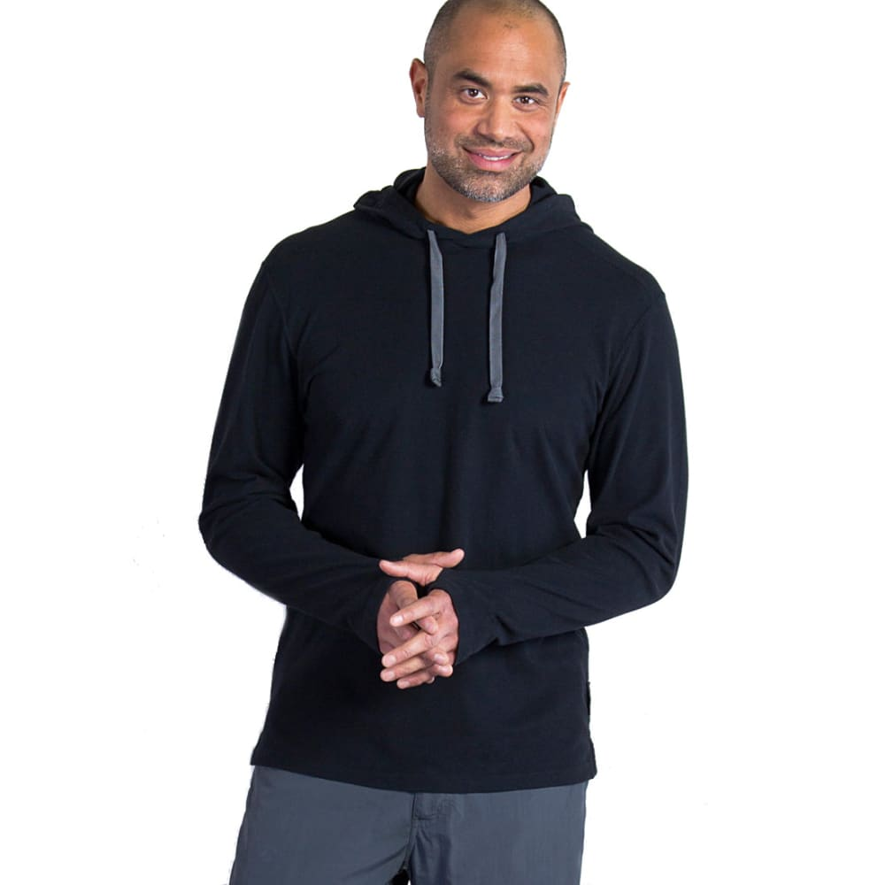 EX OFFICIO Men's BugsAway® Lumos Hoody   - BLACK