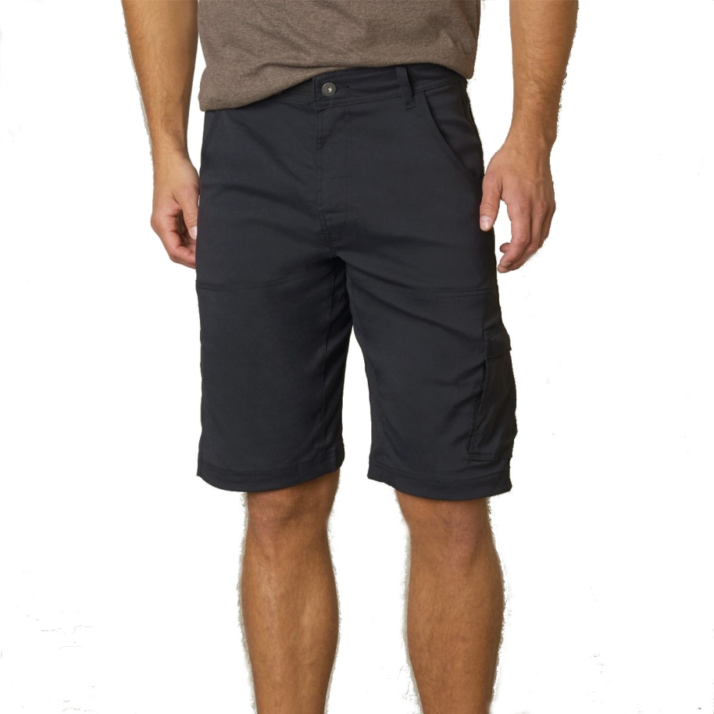 PRANA Men's Stretch Zion Shorts - BLACK