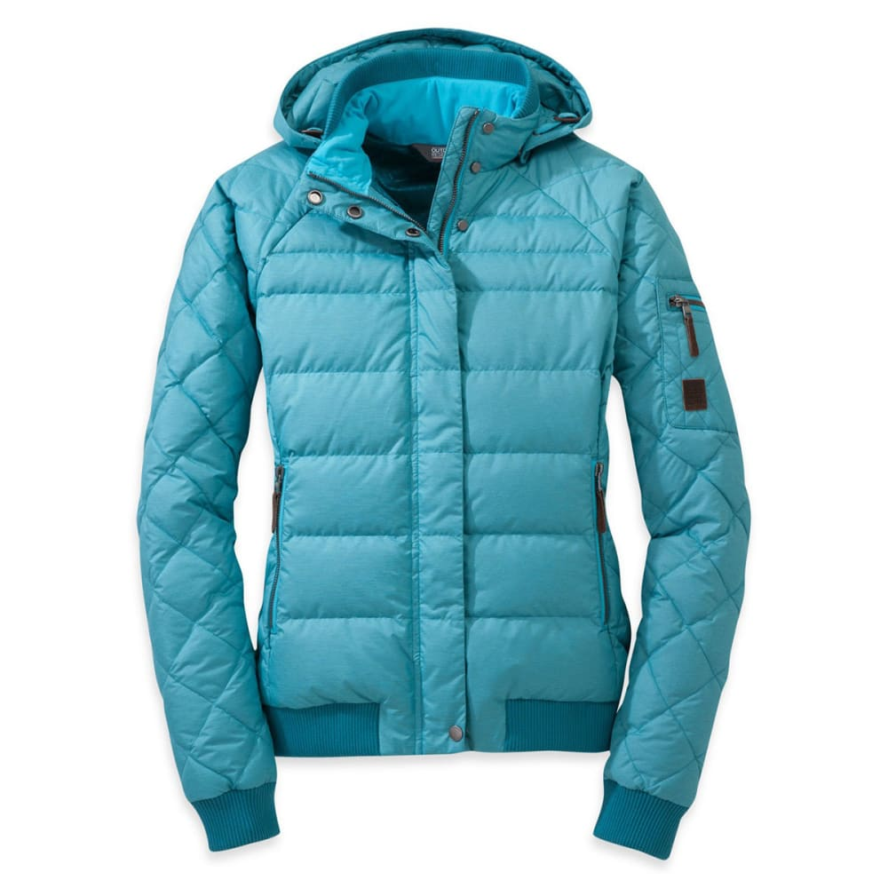 OUTDOOR RESEARCH Women's Placid Down Jacket - RIO