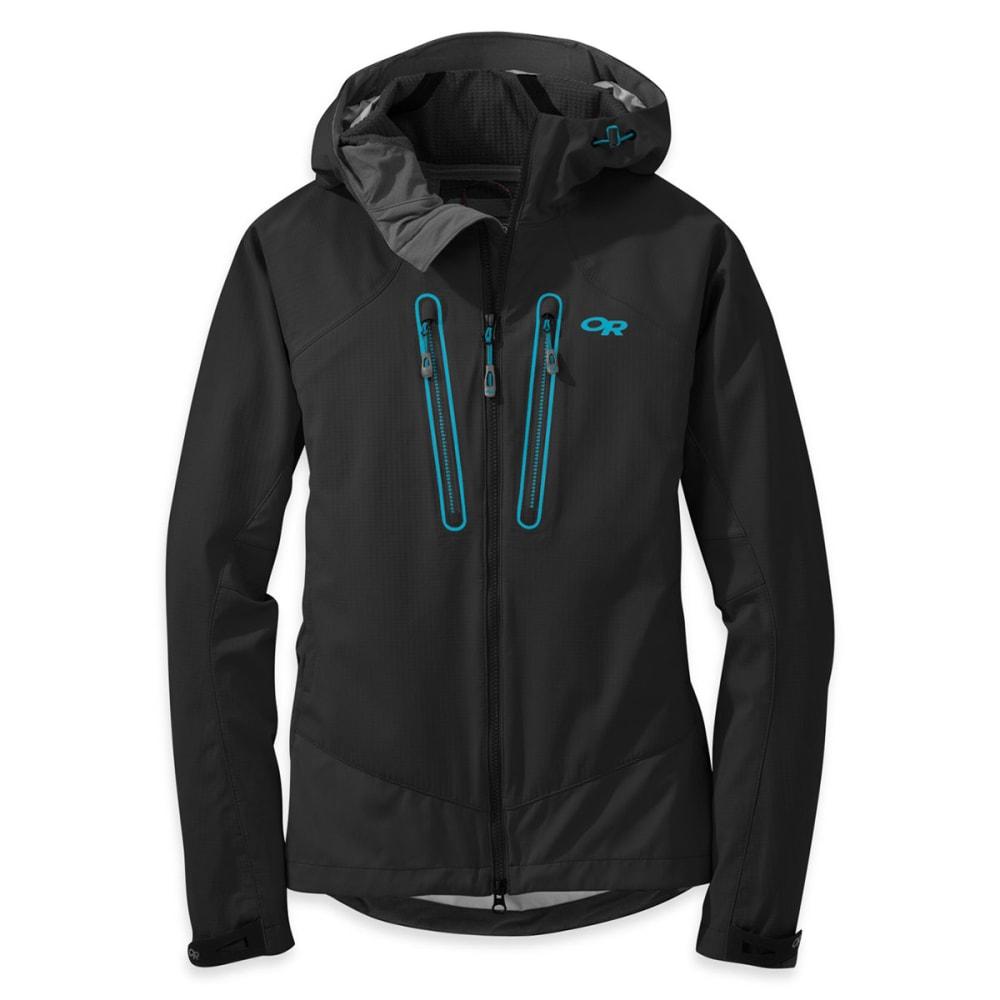 OUTDOOR RESEARCH Women's Iceline Jacket™ - BLACK/RIO