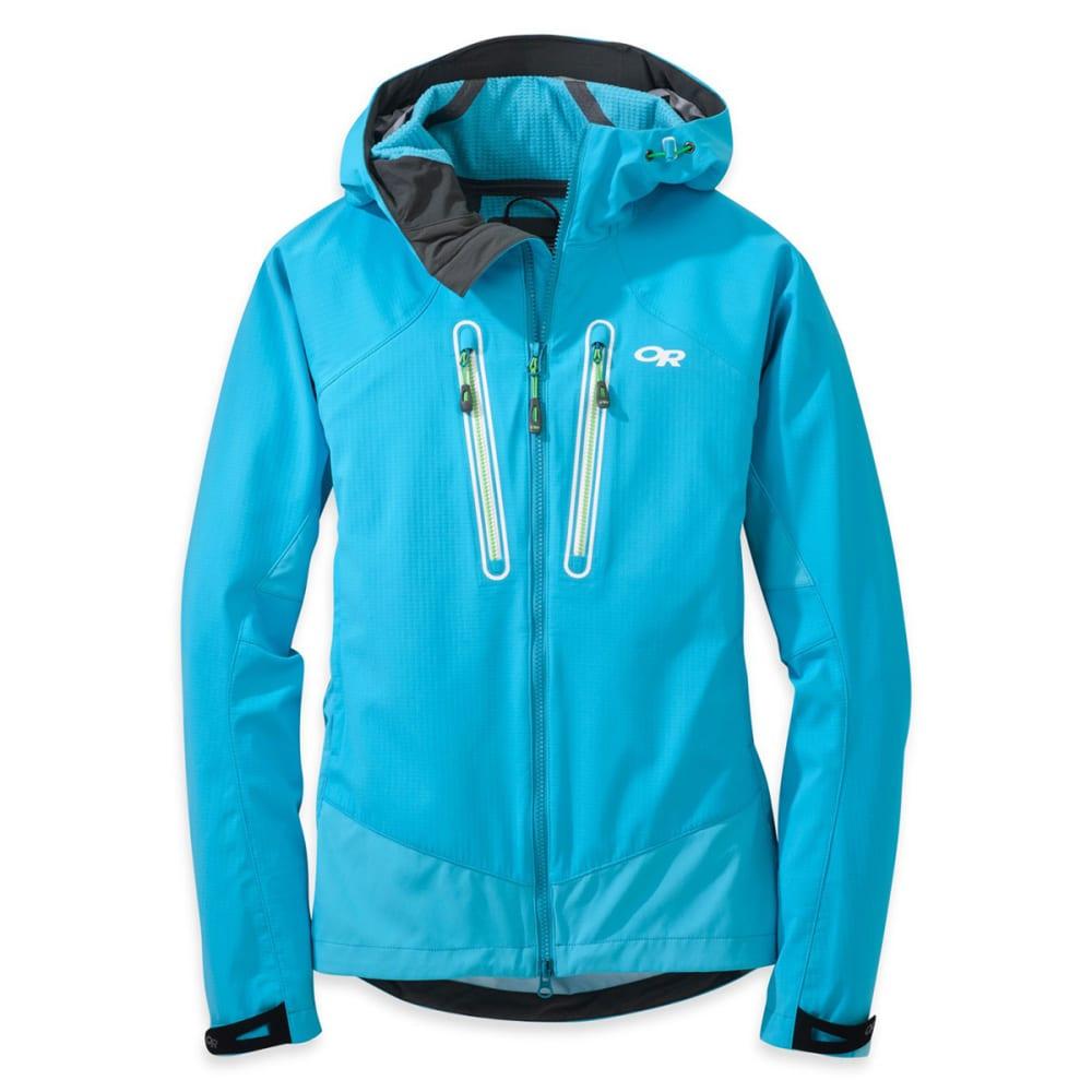 OUTDOOR RESEARCH Women's Iceline Jacket™ - RIO/ APPLE