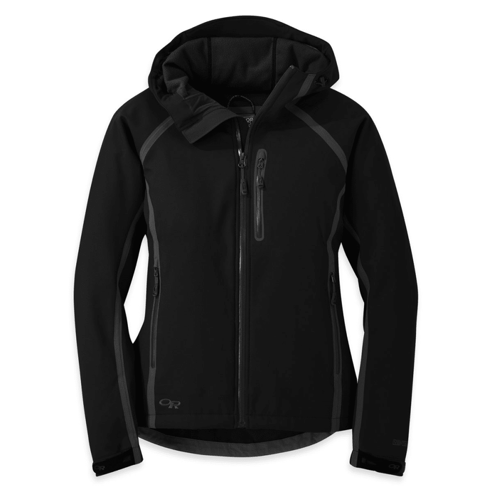 OUTDOOR RESEARCH Women's Mithril Jacket - BLACK