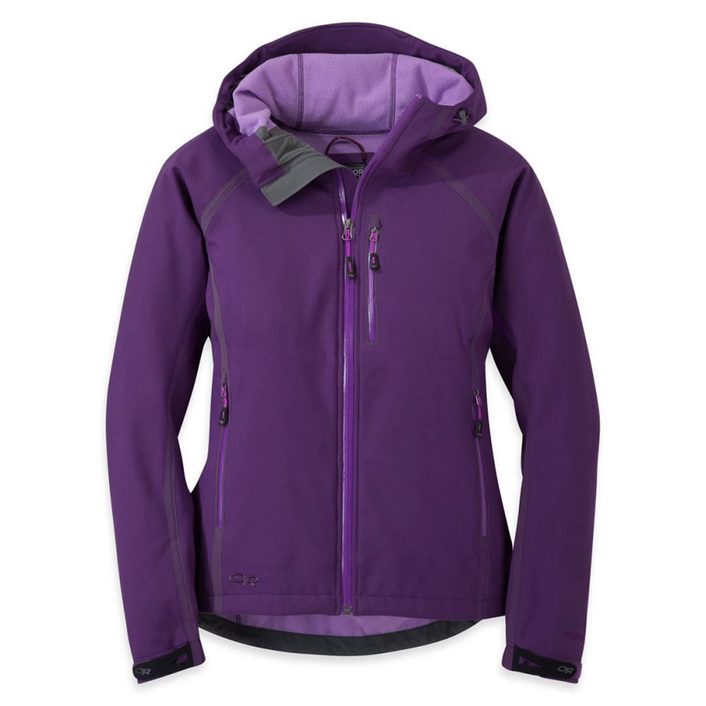 OUTDOOR RESEARCH Women's Mithril Jacket™ - ELDERBERRY