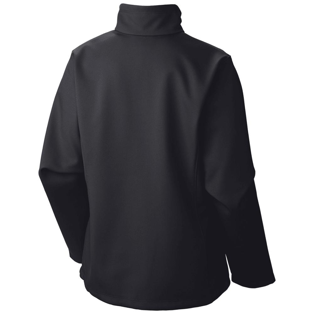 COLUMBIA Women's Kruser Ridge™ Softshell Jacket - BLACK