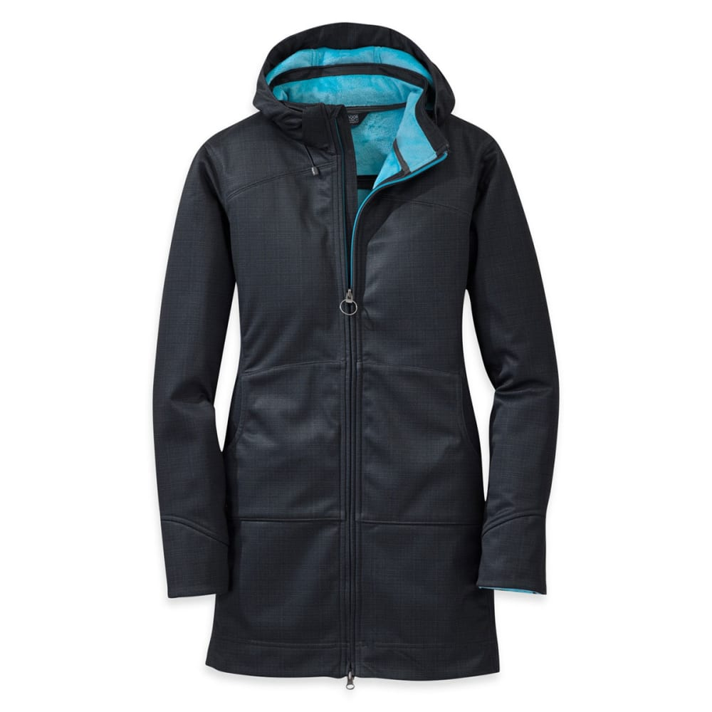 OUTDOOR RESEARCH Women's Serena Hoody™ - CHARCOAL/ RIO