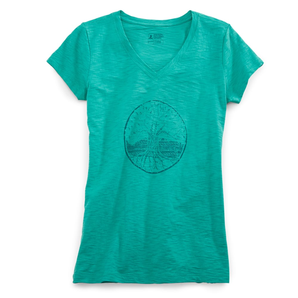 EMS® Women's Forest From the Trees Graphic Tee - VIRIDIS