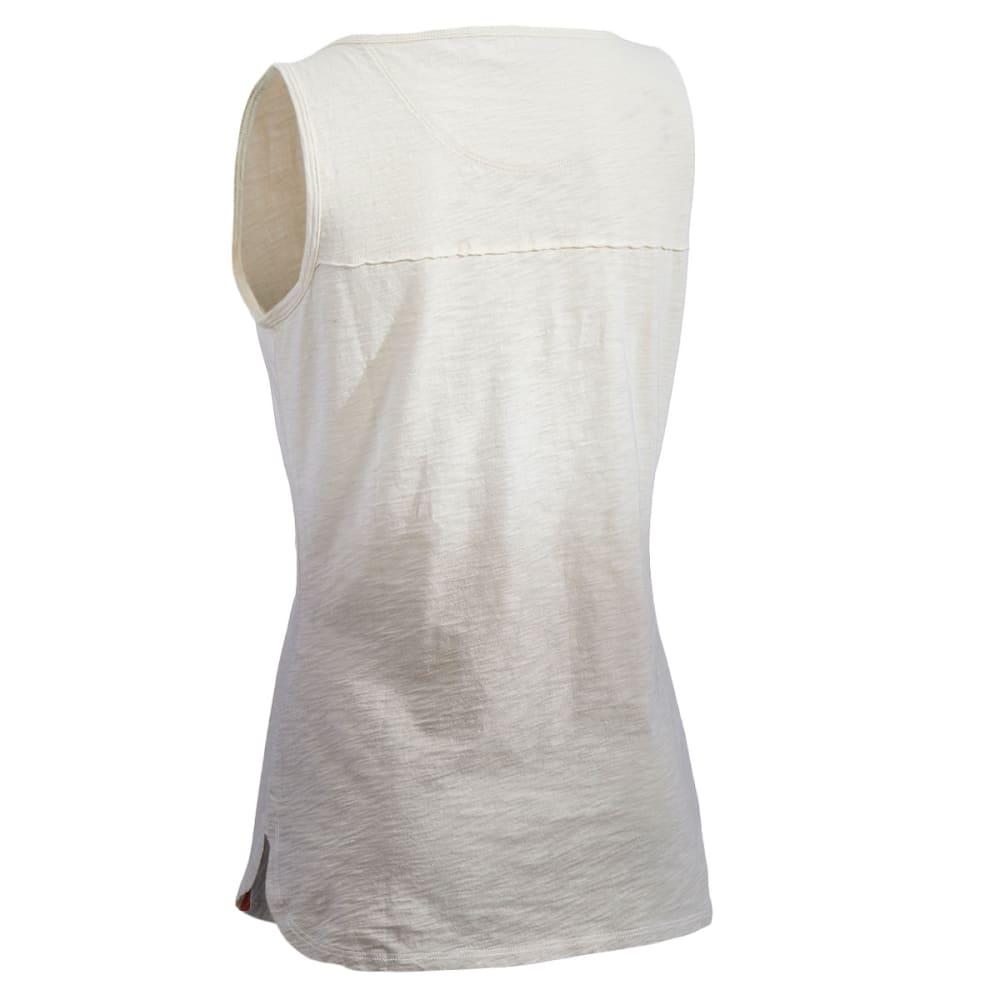 EMS® Women's Slub Dip Dye Tank - EGRET