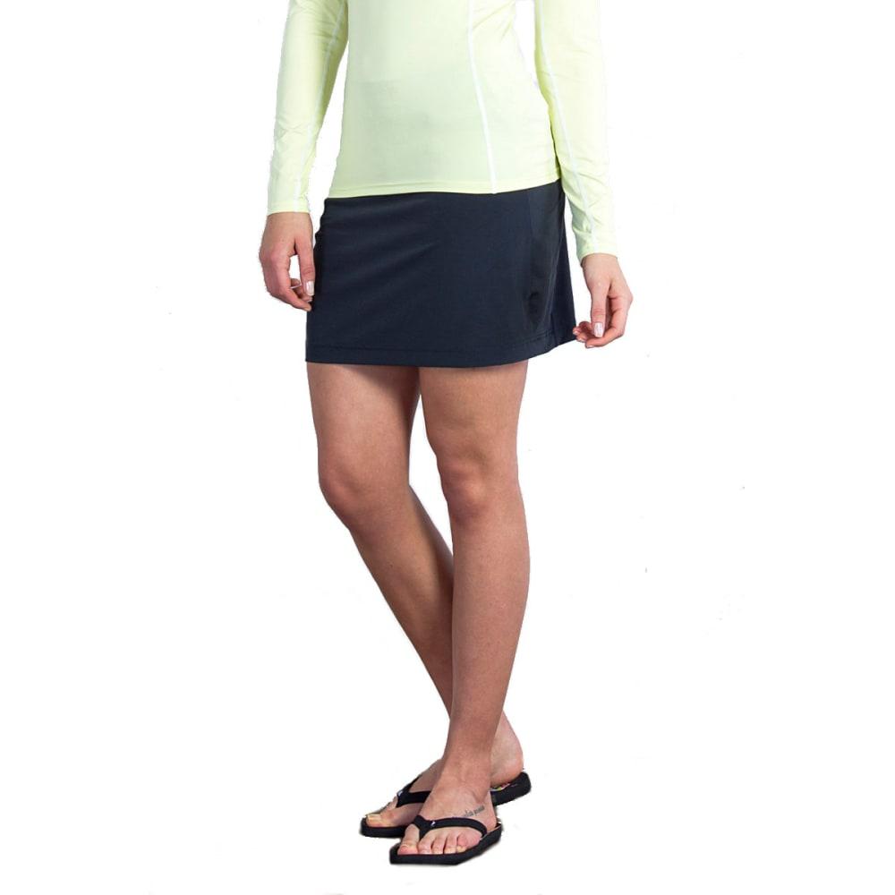 EXOFFICIO Women's Sol Cool Skirt - BLACK
