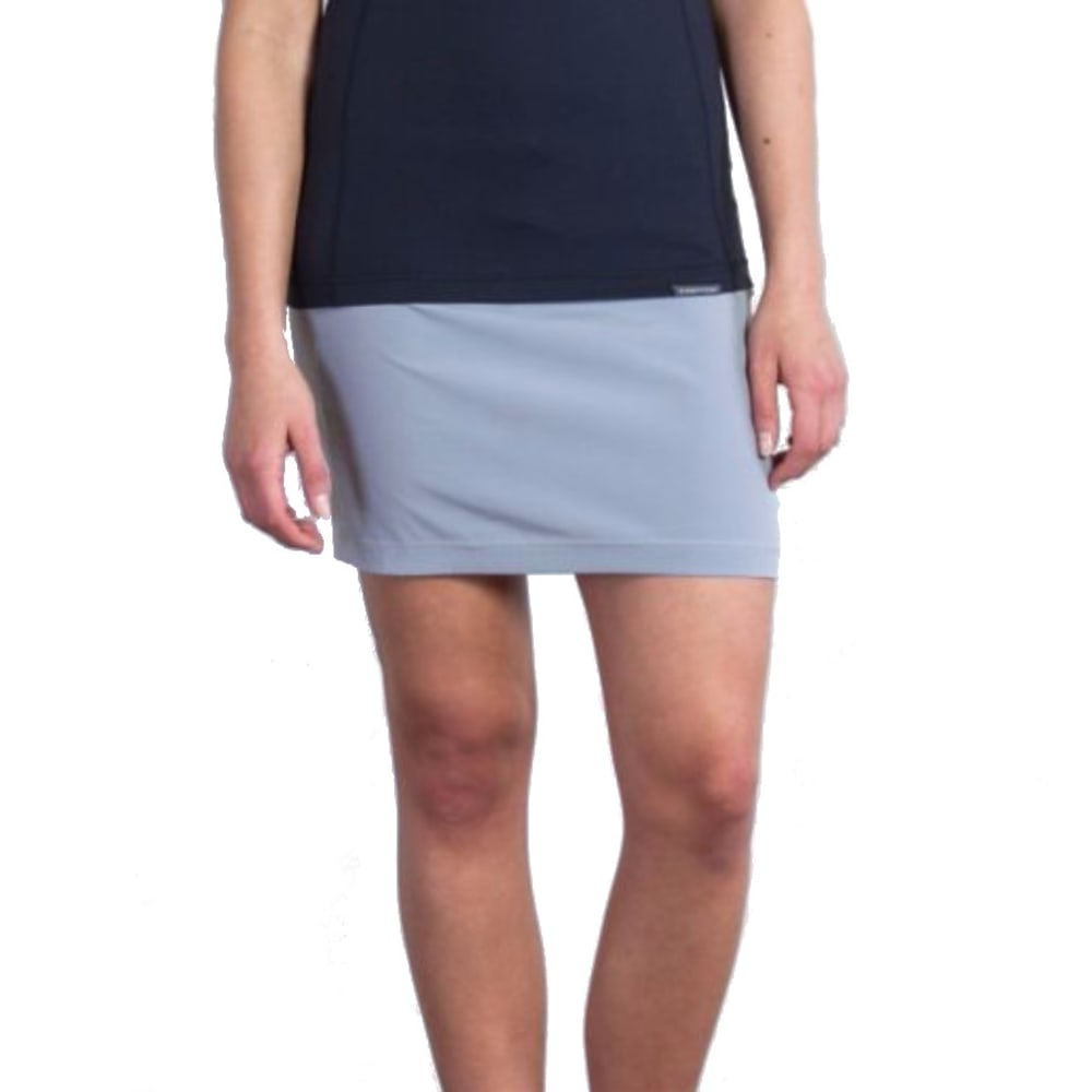 EXOFFICIO Women's Sol Cool™ Skirt  - CEMENT