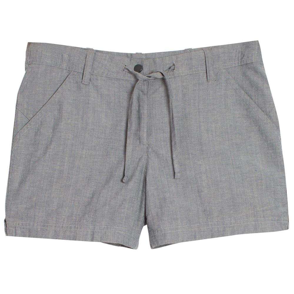ICEBREAKER Women's Shasta Shorts - JET HEATHER