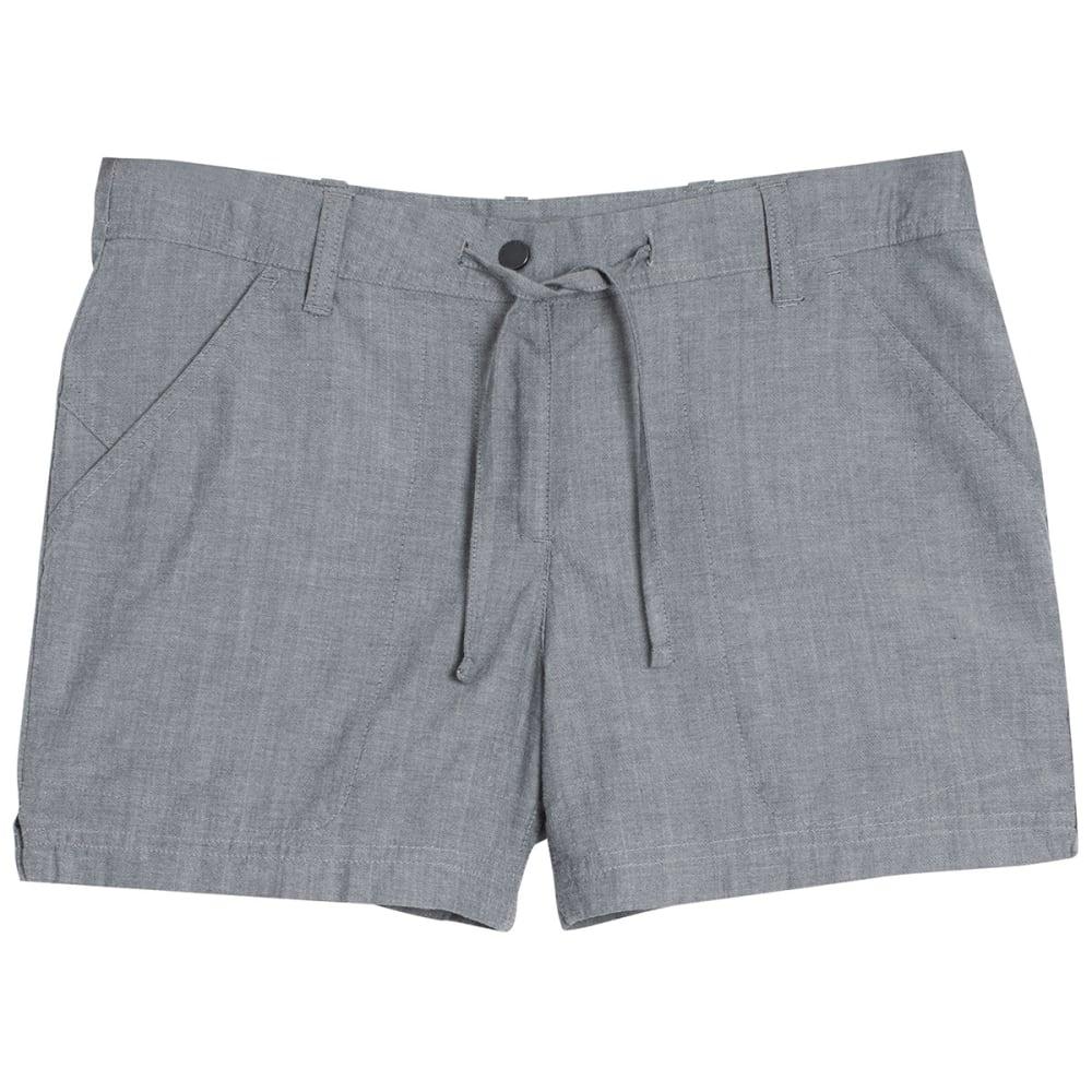 ICEBREAKER Women's Shasta Shorts - FATHOM HTHR