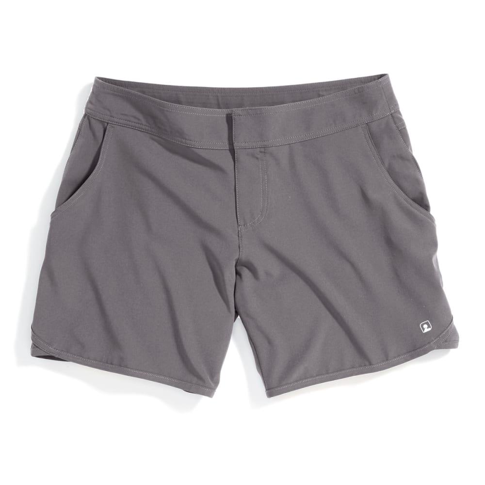 EMS® Women's Hydro Shorts - PEWTER
