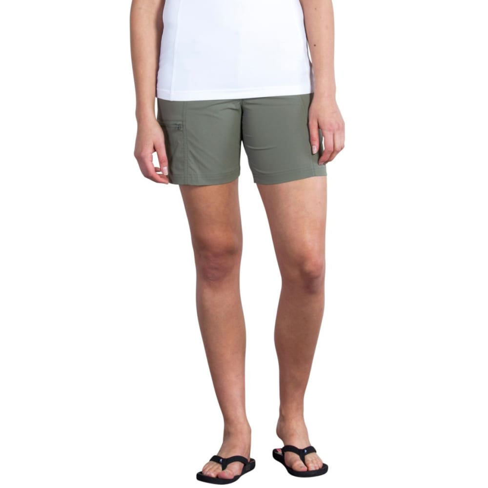 EXOFFICIO Women's Explorista™ Short  - BAYLEAF