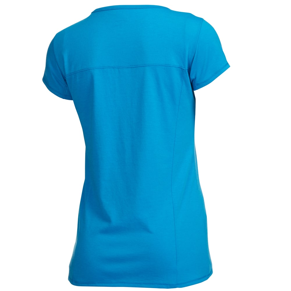 EMS® Women's Techwick® Vital Travel Tee - METHYL BLUE
