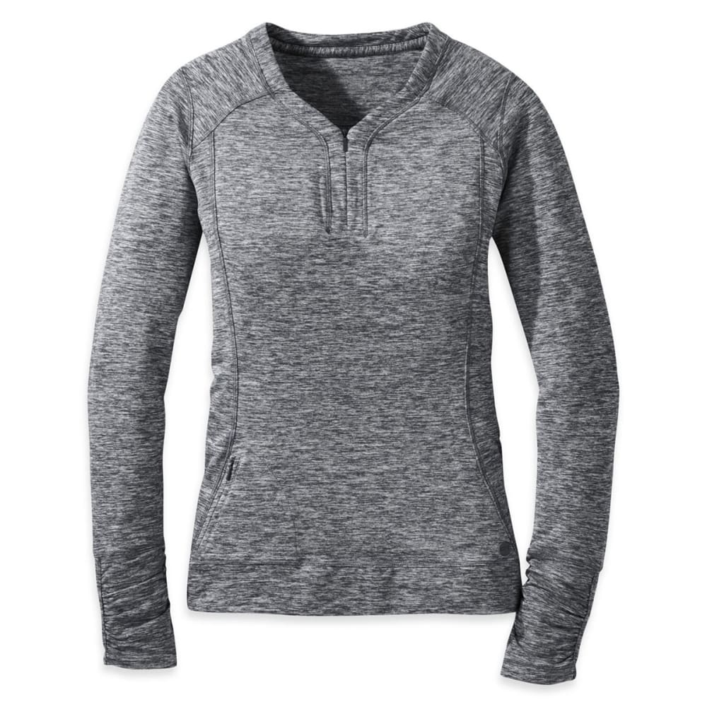 OUTDOOR RESEARCH Women's Melody Long-Sleeve Shirt - BLACK