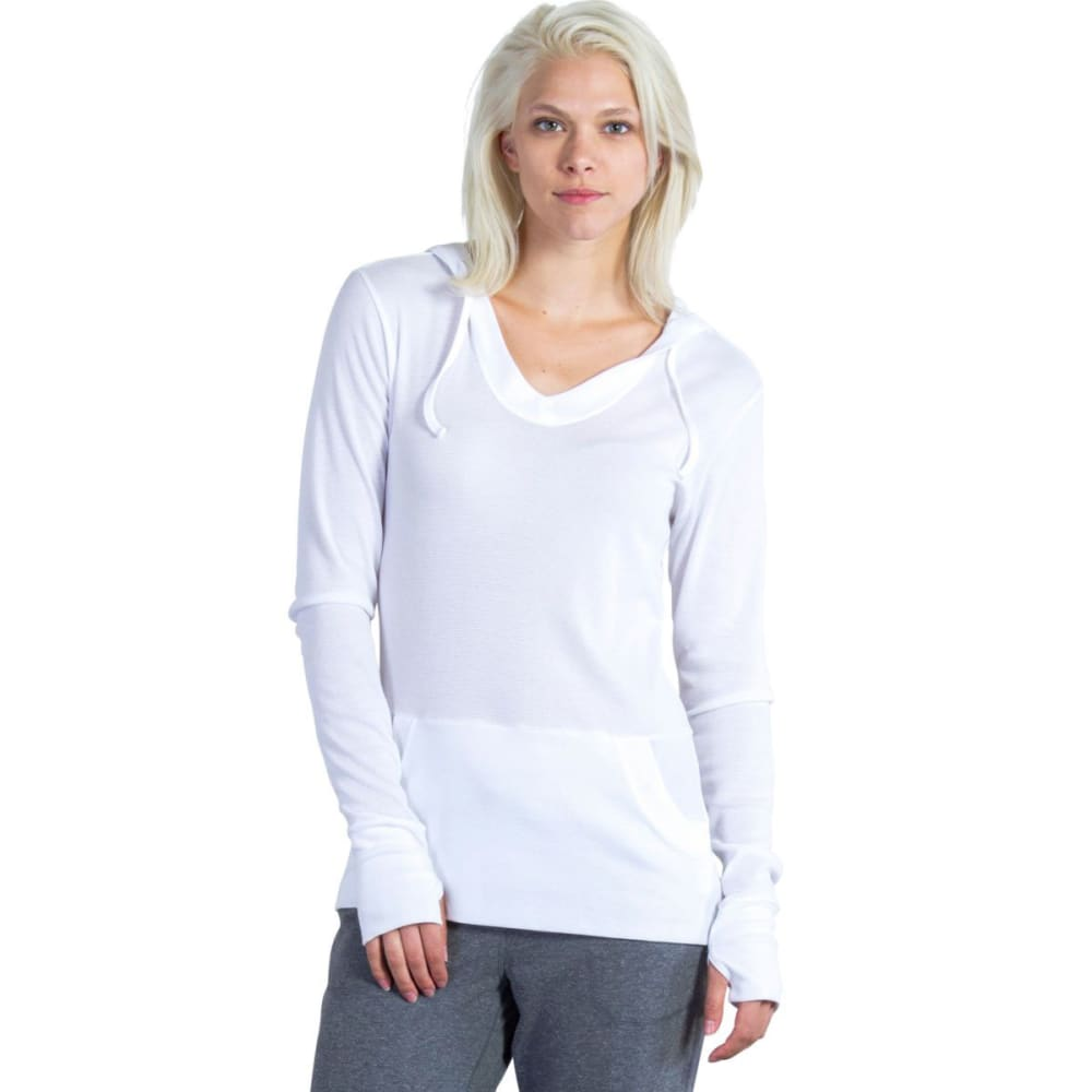 EXOFFICIO Women's BugsAway® Lumen™ Hoody - WHITE