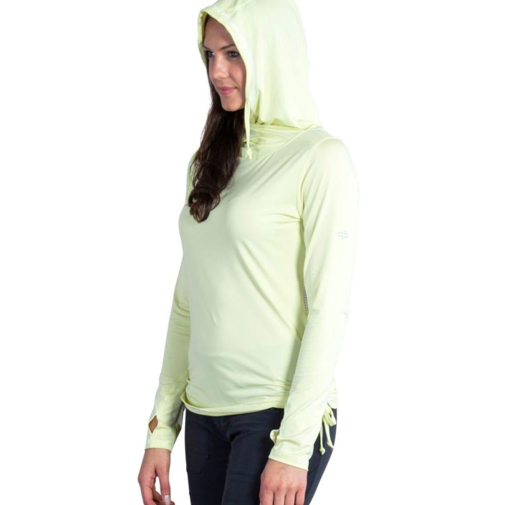 EXOFFICIO Women's Sol Cool   Ultimate Hoody - PEAR