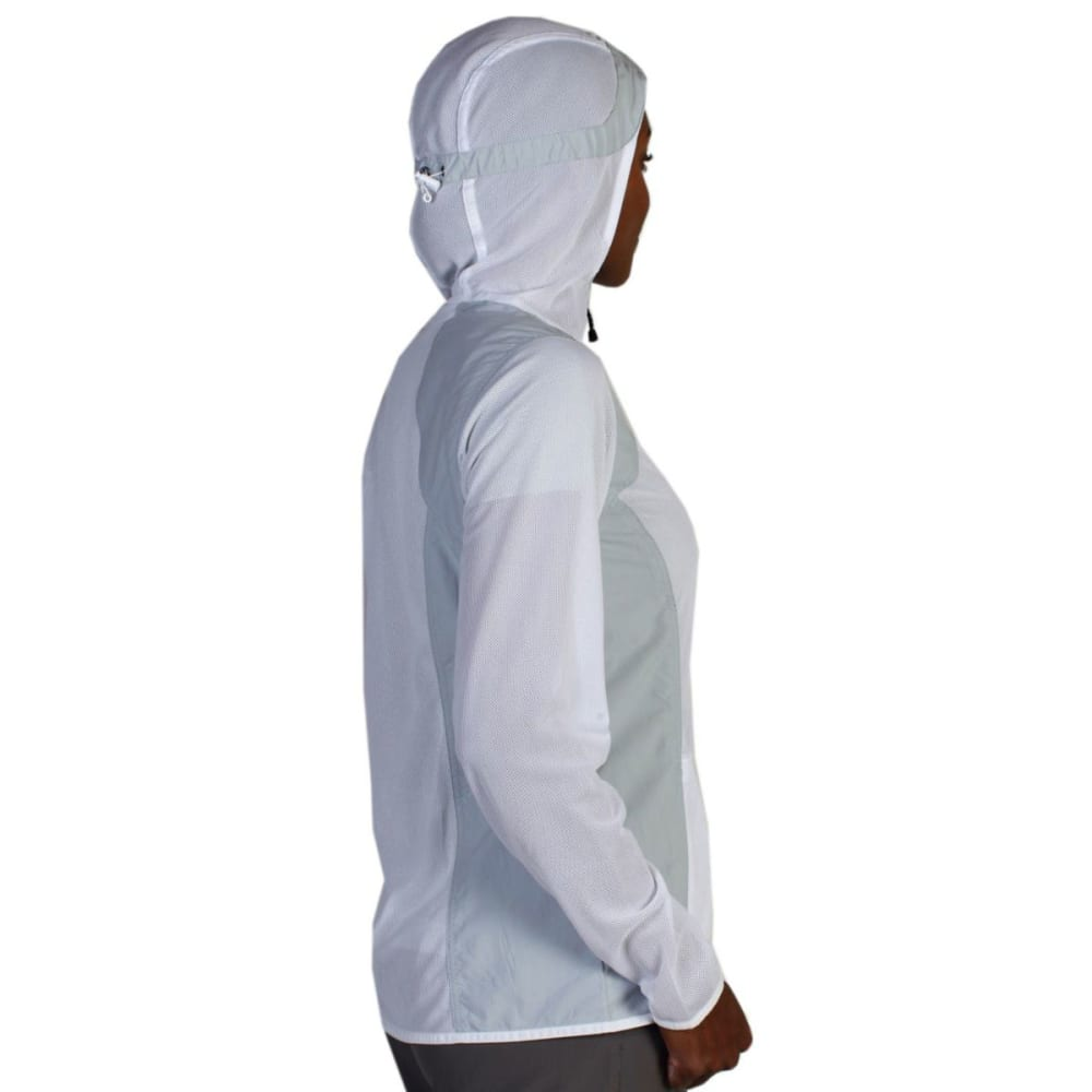 EXOFFICIO Women's BugsAway® Damselfly™ Jacket - 1043-WHITE/OYSTER