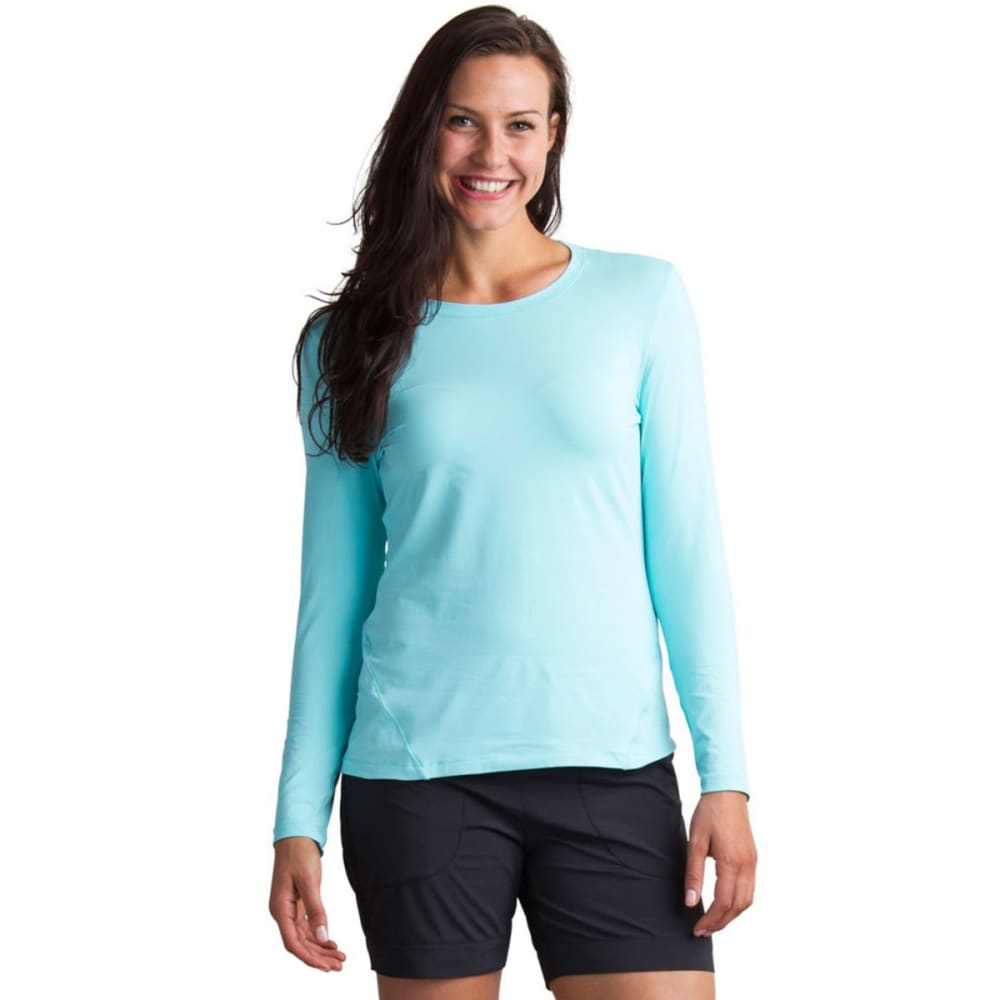 EXOFFICIO Women's BugsAway Lumen   Long-Sleeve Shirt XS