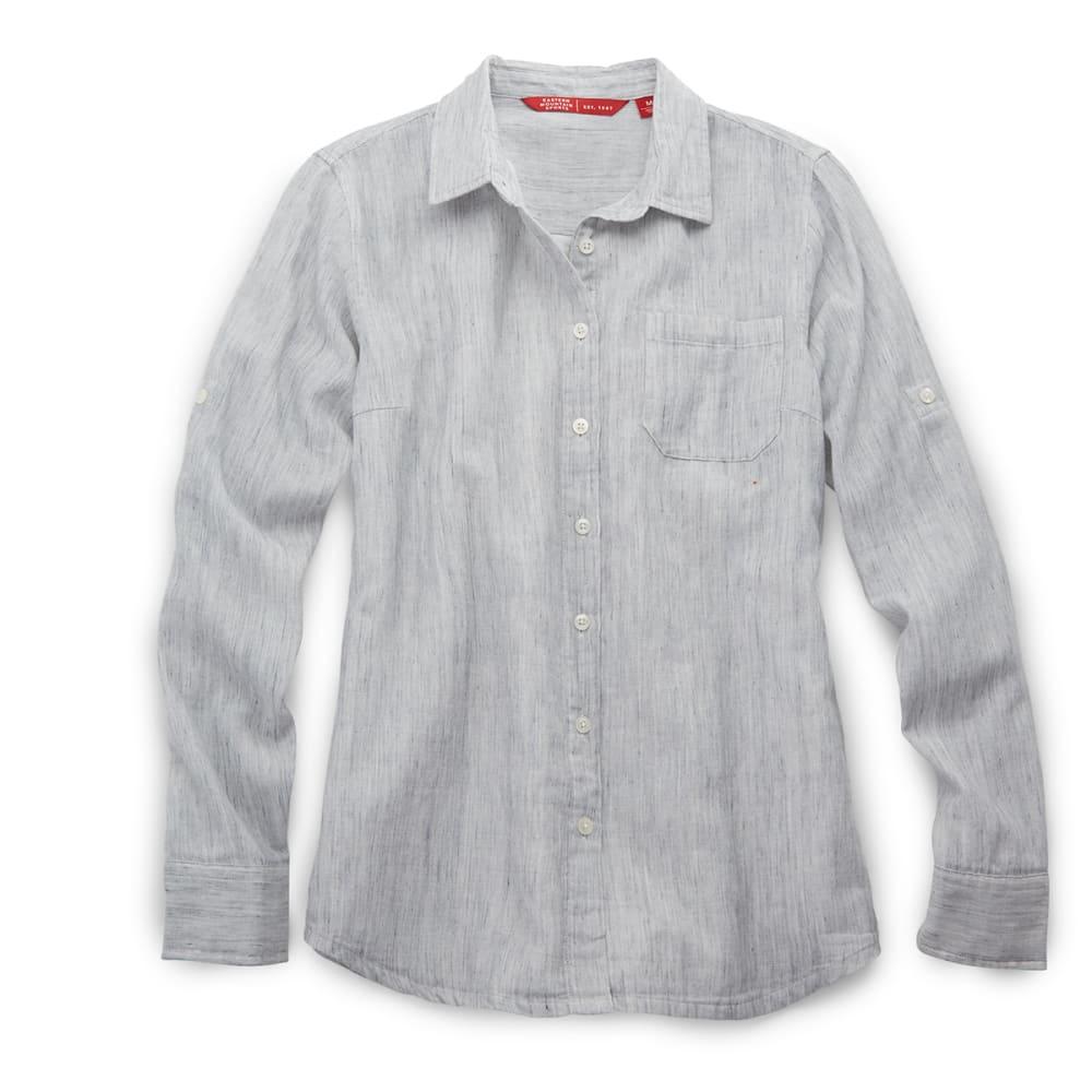 EMS Women's Breeze Gauze Shirt - HEATHER GRAY