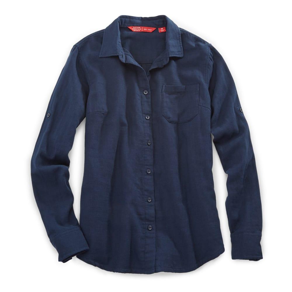 EMS® Women's Breeze Gauze Shirt - NAVY BLAZER