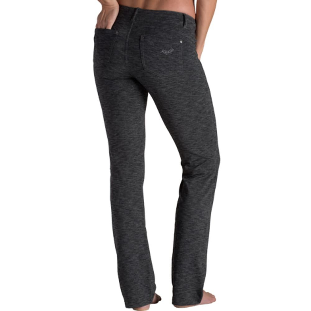 KÜHL Women's Mova Straight Pants - DARK HEATHER