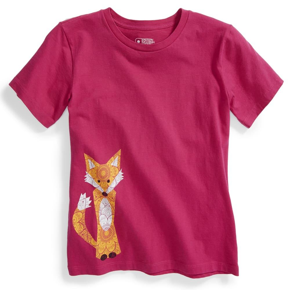 EMS® Kids' Happy Like A Fox Graphic Tee - VIVACIOUS