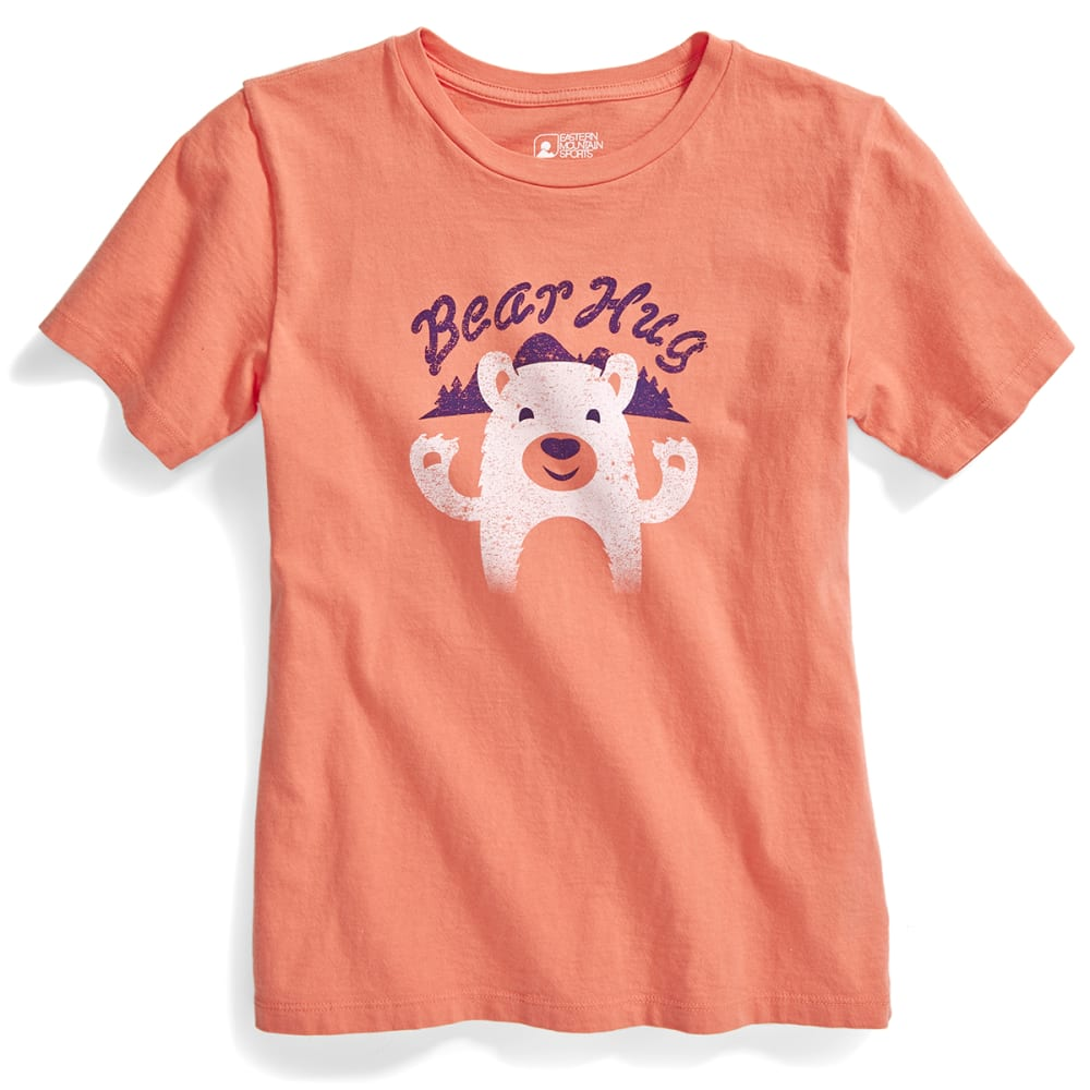 EMS® Kids' Hug It Out Graphic Tee - CAMELIA