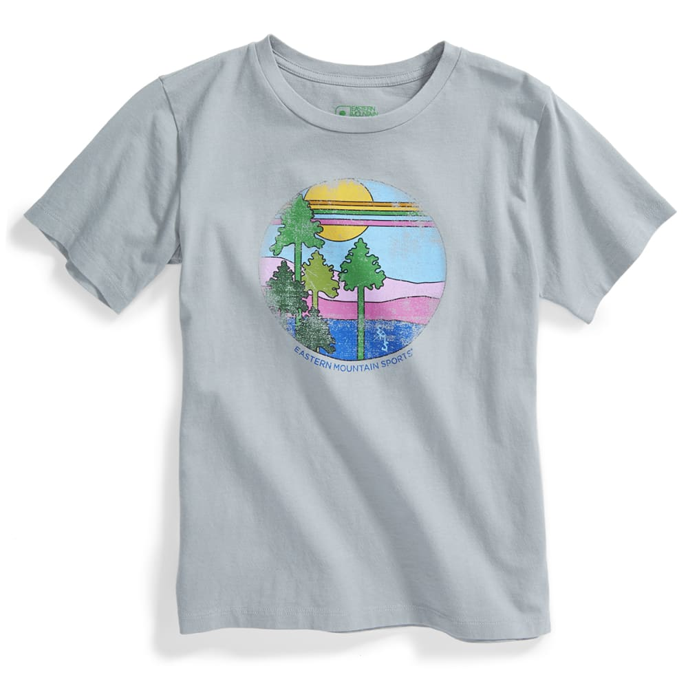 EMS Kids' Party Like It's 1979 Graphic Tee - NEUTRAL GREY