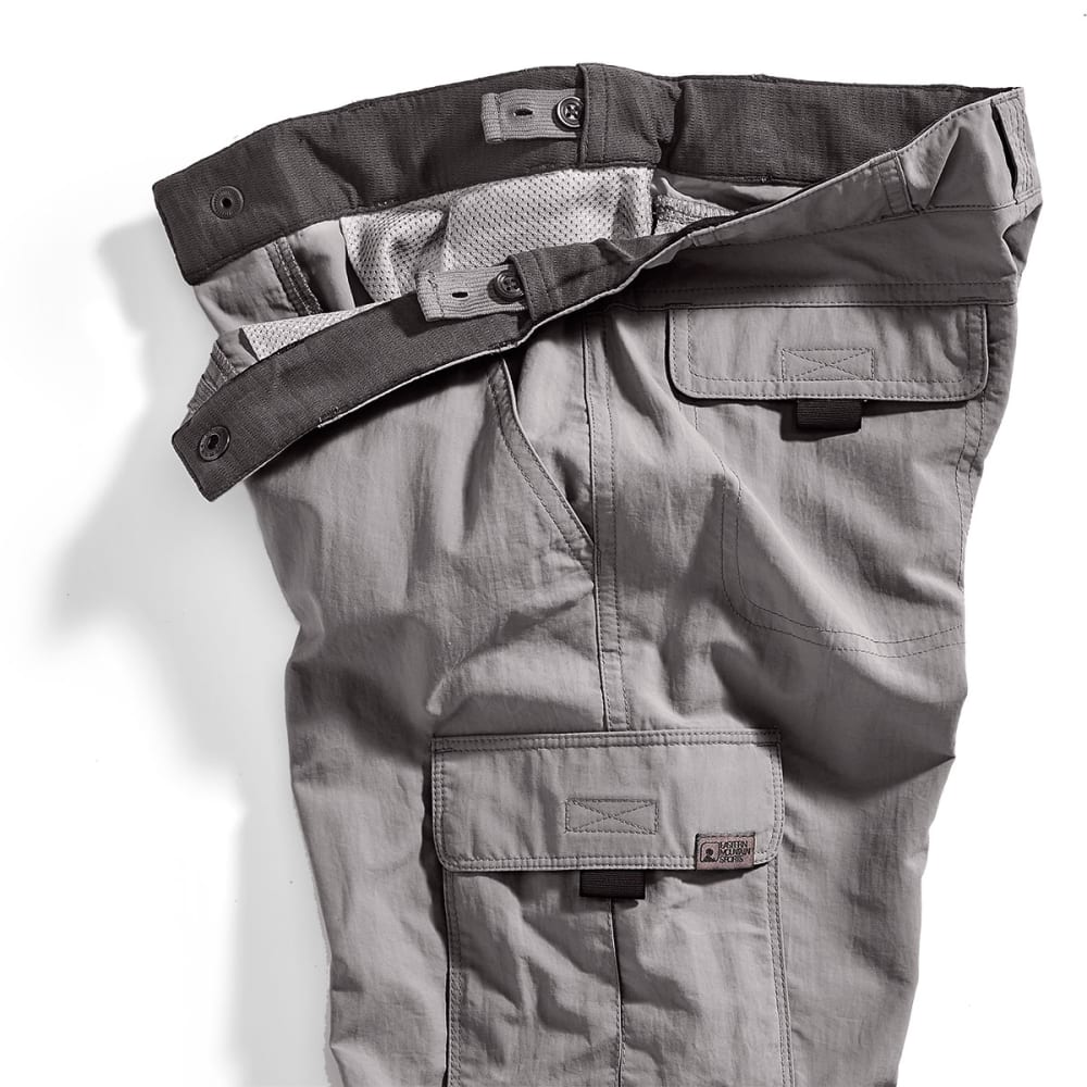 EMS® Boy's Camp Cargo Pants - PEWTER