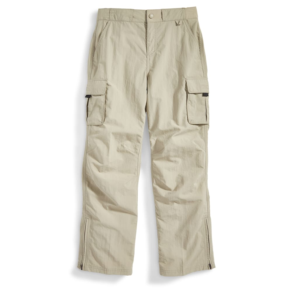 EMS Boy's Camp Cargo Pants - FOSSIL