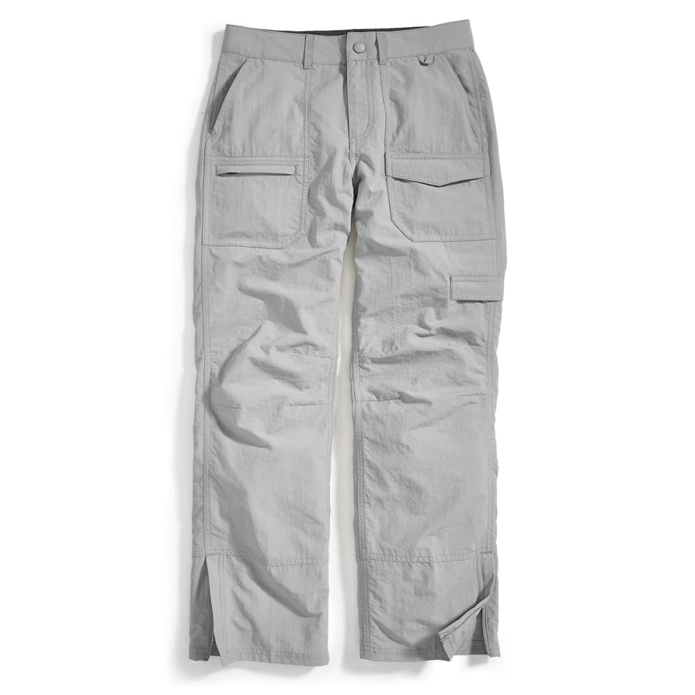 EMS® Girl's Camp Cargo Pants - NEUTRAL GREY